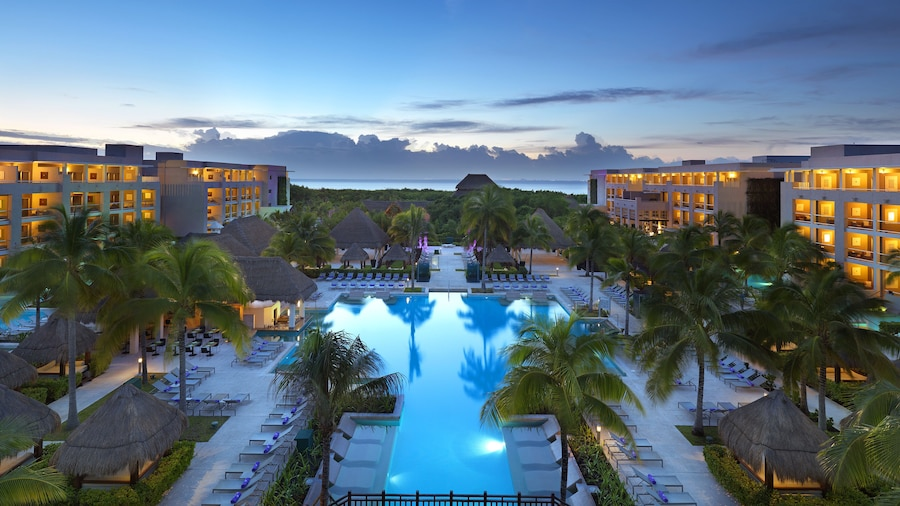 The Reserve for Adults at Paradisus Playa del Carmen
