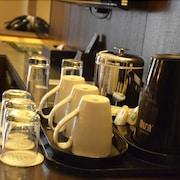 Kaffe på rommet
