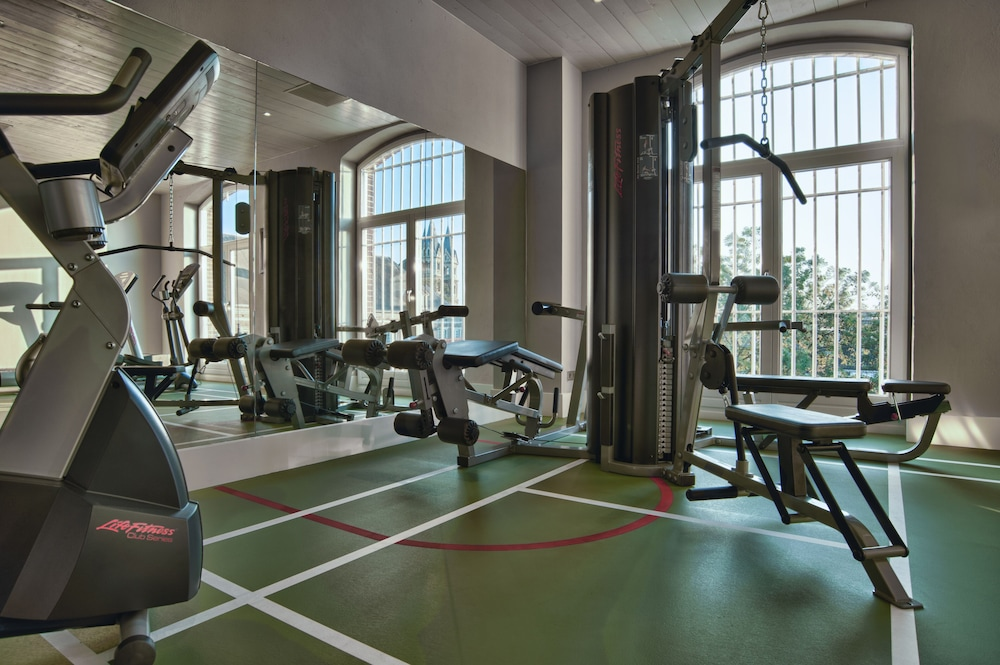 Fitness Facility, Het Arresthuis