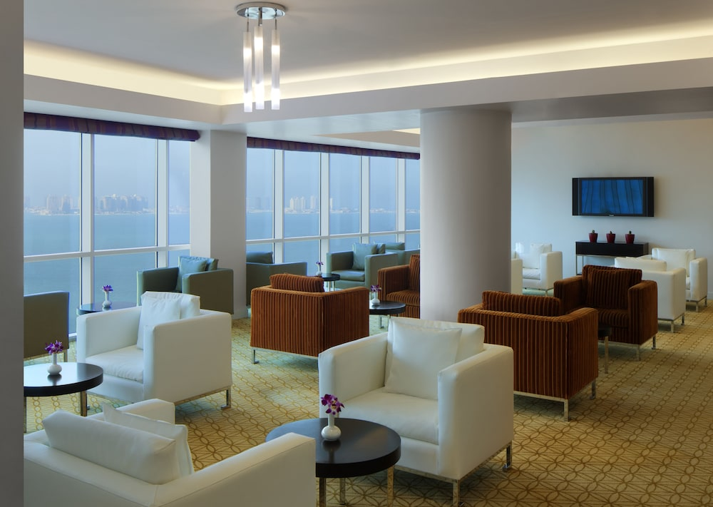 Executive Lounge, Hilton Doha