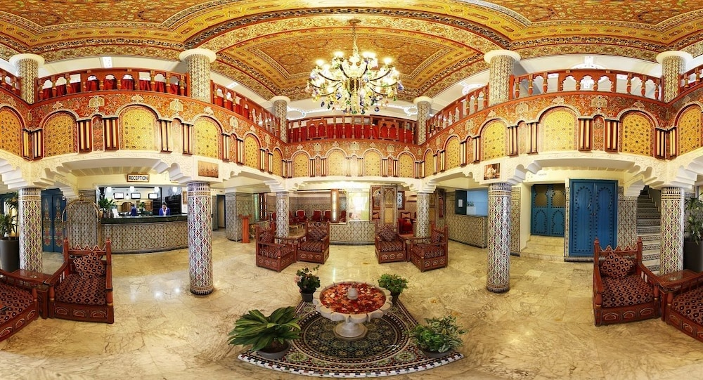 Featured Image, Moroccan House Hotel Casablanca