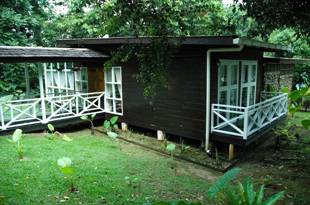 Sutera Sanctuary Lodges At Poring Hot Springs  Ranau  Mys