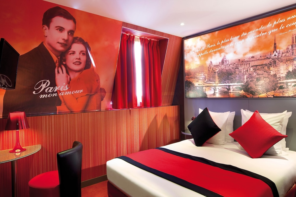 Featured Image, Hotel Montmartre Mon Amour