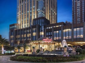 Crowne Plaza Nanchang Riverside, an IHG Hotel