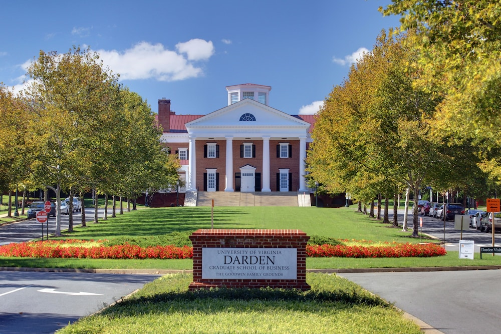 Property Grounds, University of Virginia Inn at Darden