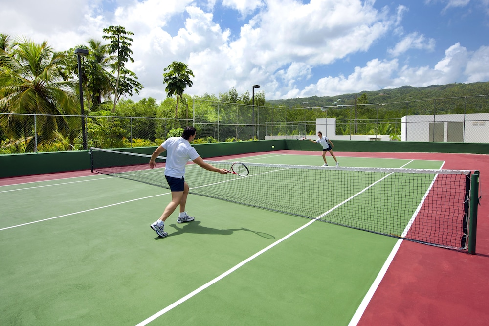 Tennis Court, Sublime Samana Hotel & Residences