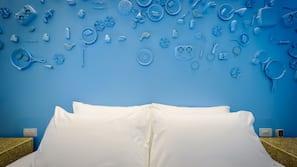 เตียงเมมโมรีโฟม, มินิบาร์, ตู้นิรภัยในห้องพัก, ตกแต่งพิเศษโดยเฉพาะ