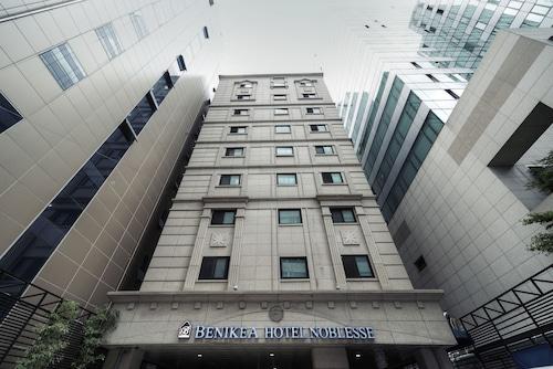 Hotels Near Gangnam Finance Center