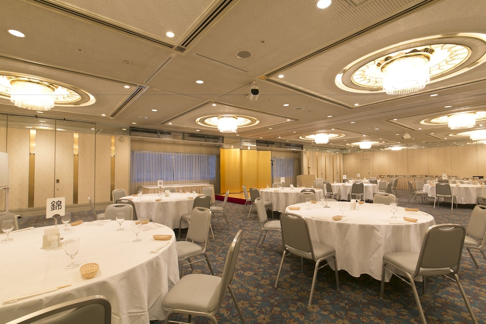 Ballroom, Shin Osaka Washington Hotel Plaza