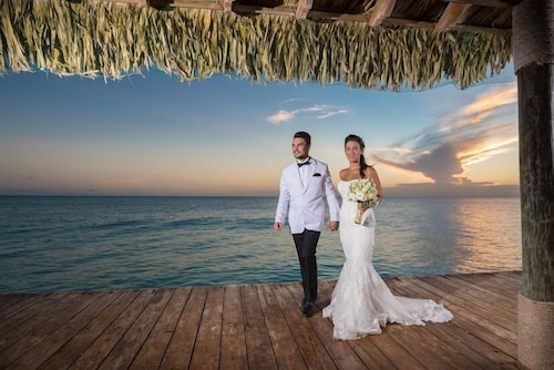 Outdoor Wedding Area, Miranda Bayahibe