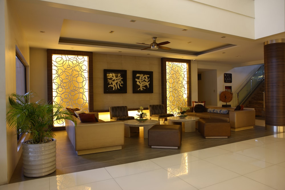 Lobby Sitting Area, Mount Sea Resort