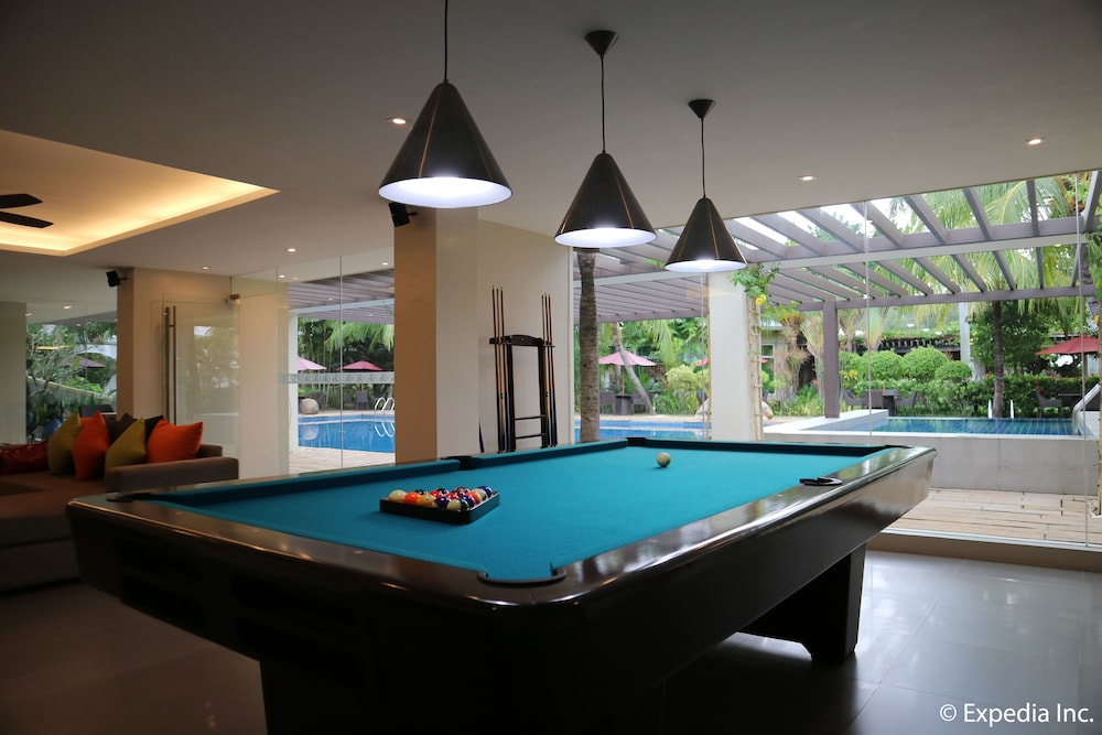 Billiards, Mount Sea Resort
