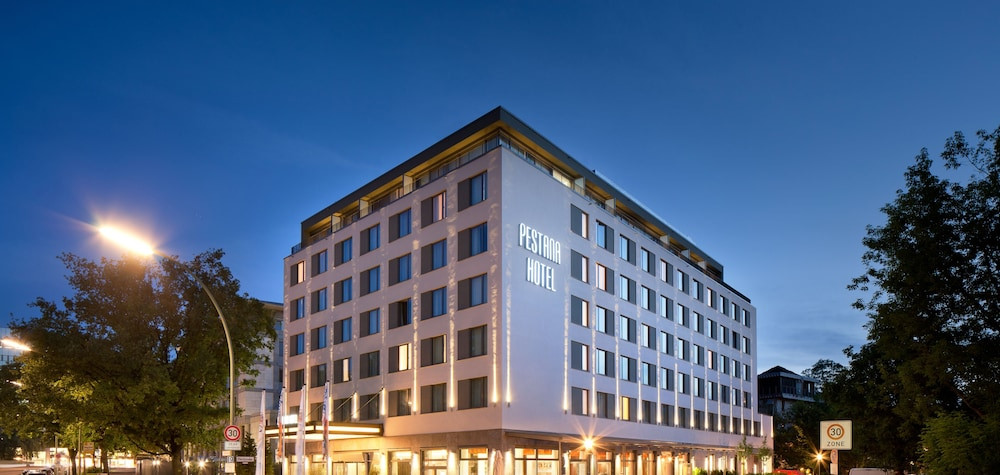 Front of Property - Evening/Night, Pestana Berlin Tiergarten