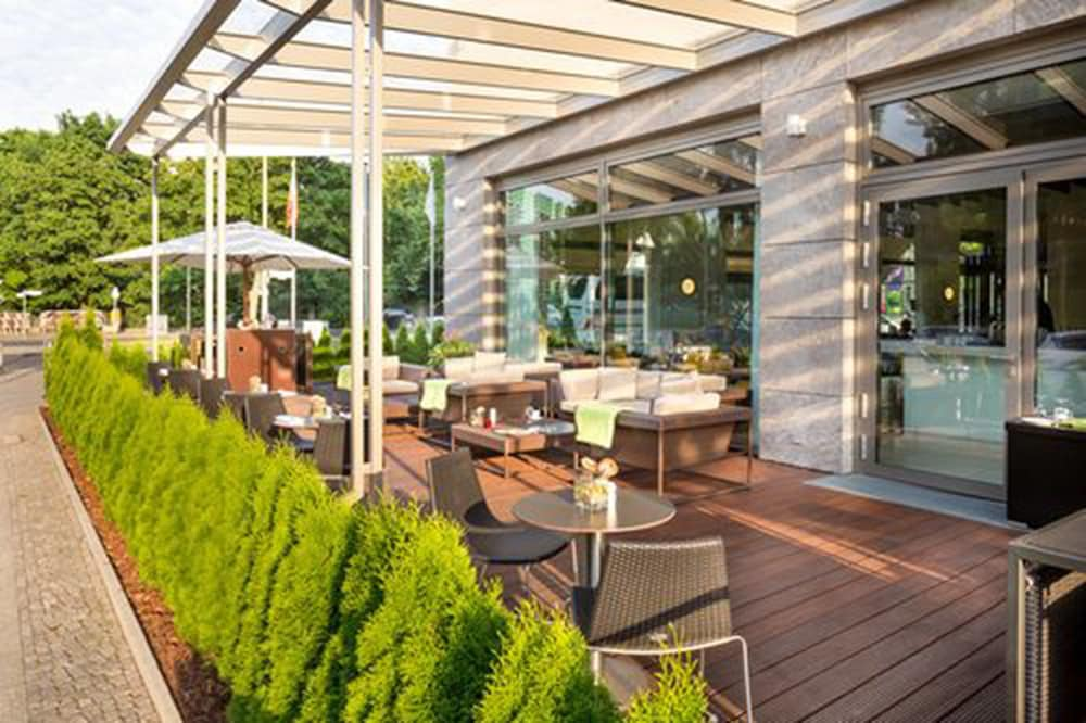 Terrace/Patio, Pestana Berlin Tiergarten