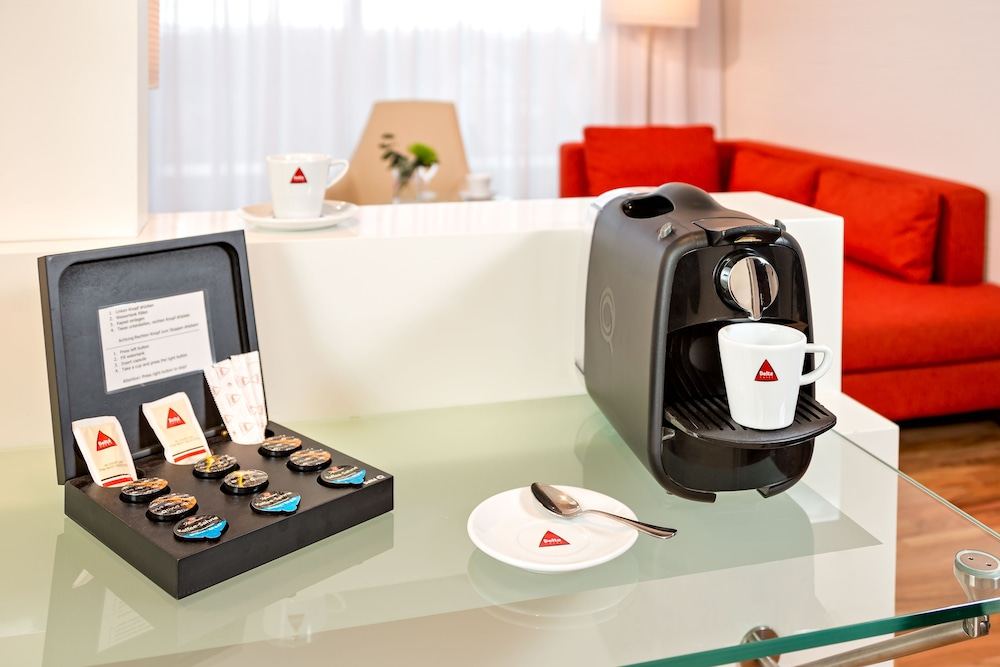 Coffee and/or Coffee Maker, Pestana Berlin Tiergarten