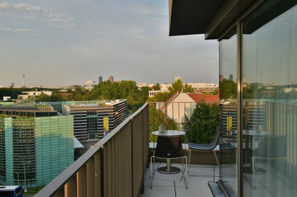View from Property, Pestana Berlin Tiergarten