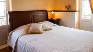 Una cassaforte in camera, ferro/asse da stiro