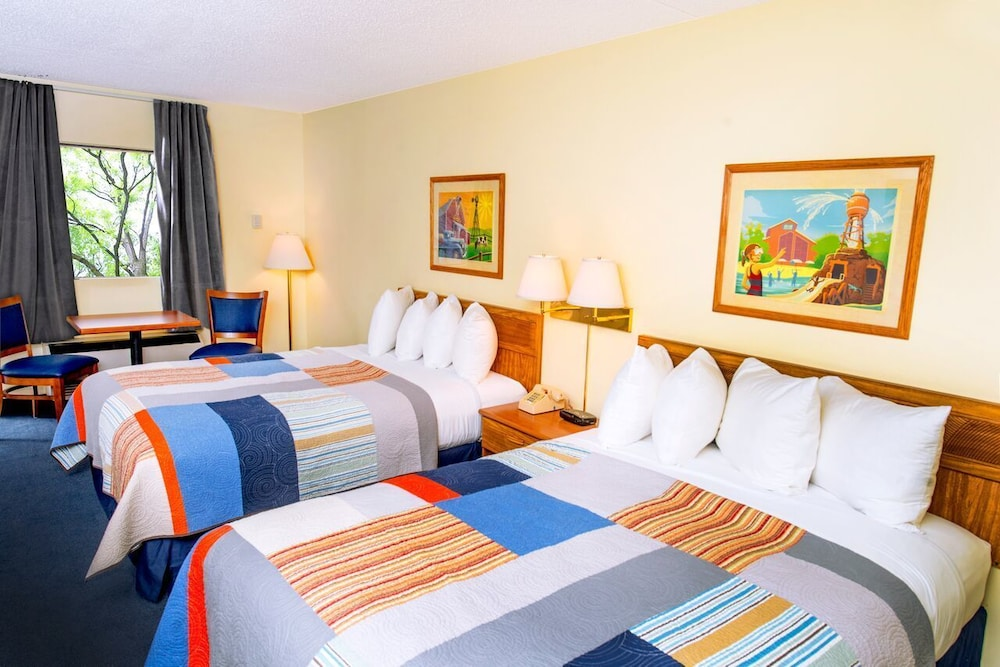 Room, Grand Country Waterpark Resort