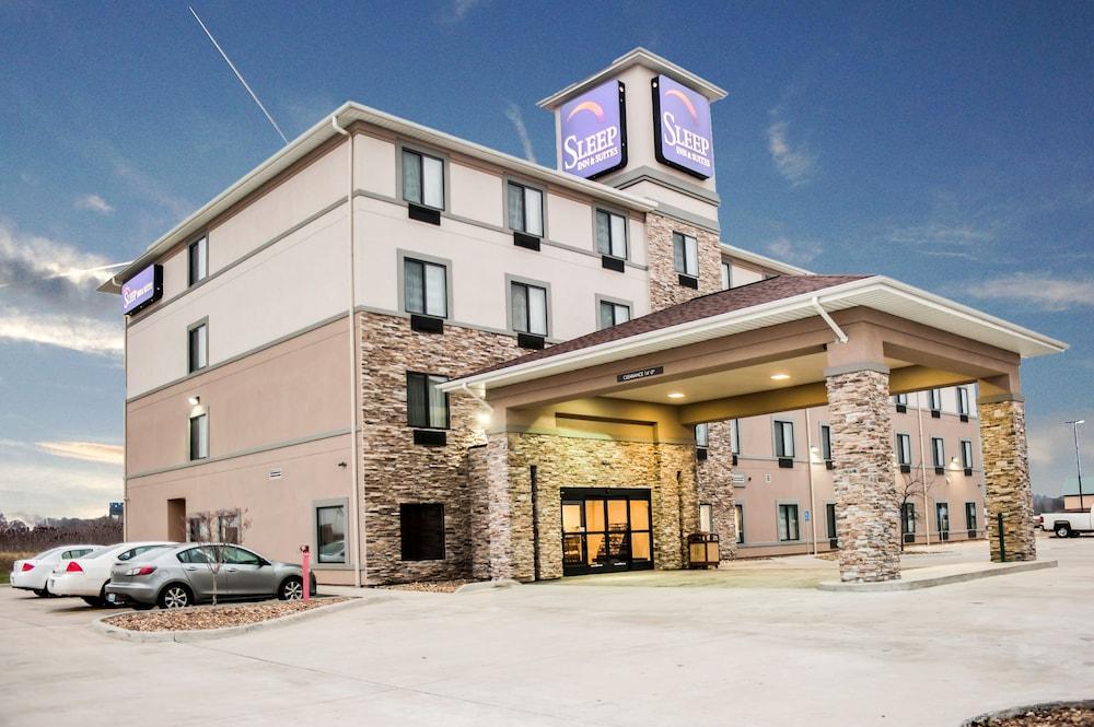 Sleep Inn Hotel In Oak Grove Ky