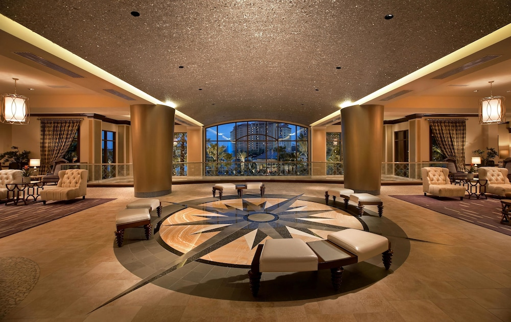 Lobby, Wyndham Grand Orlando Resort Bonnet Creek