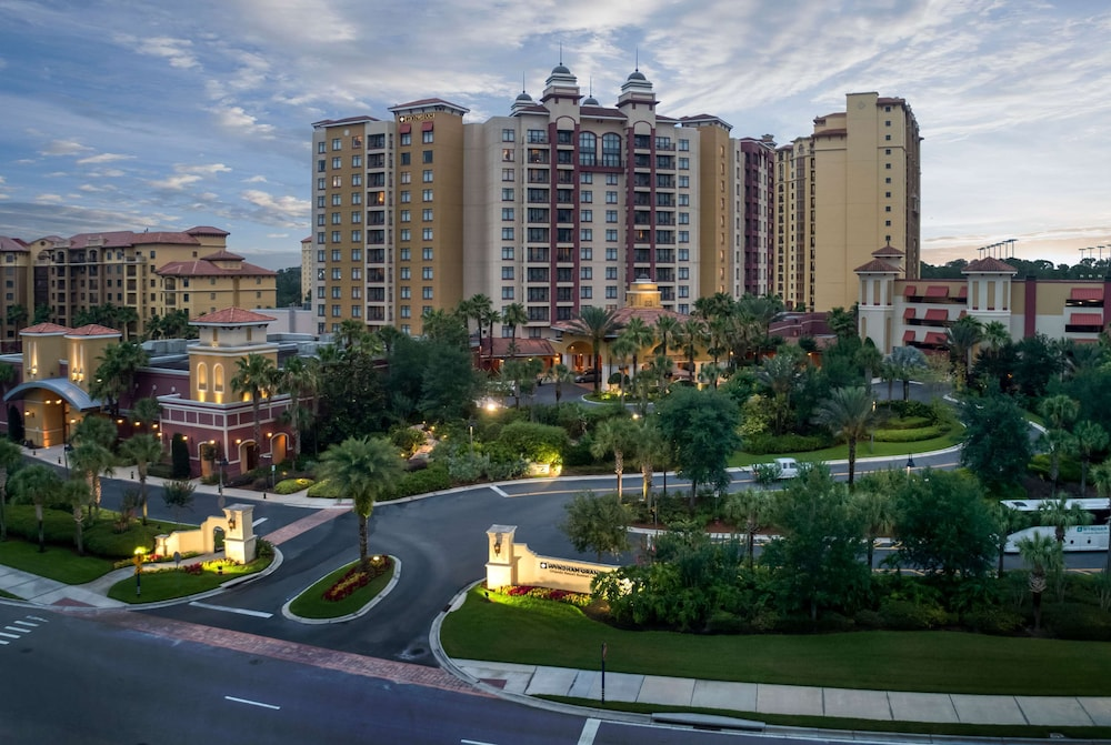 Exterior, Wyndham Grand Orlando Resort Bonnet Creek