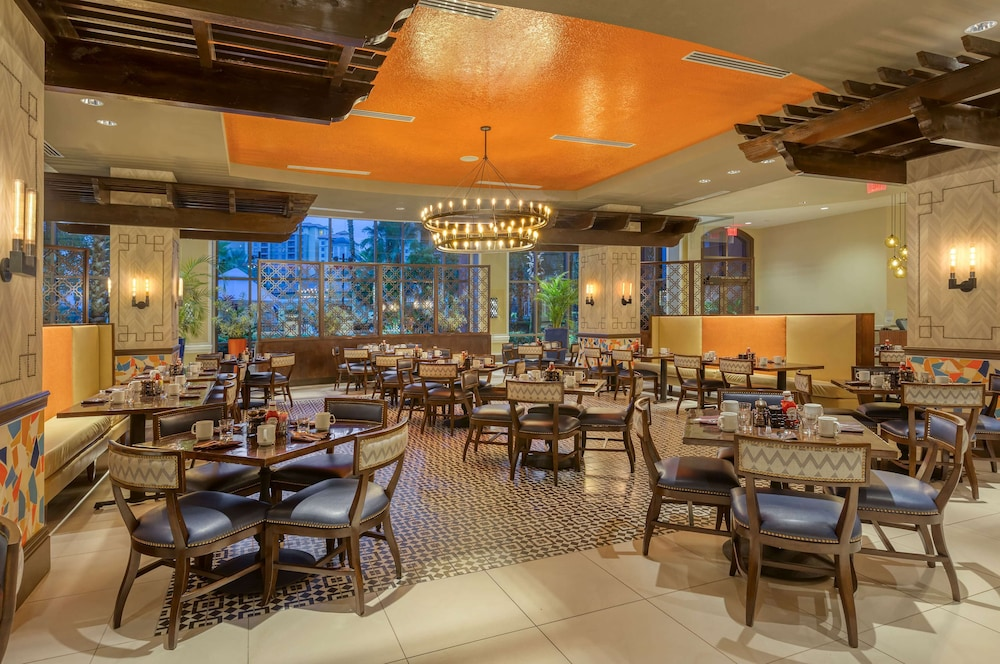 Restaurant, Wyndham Grand Orlando Resort Bonnet Creek