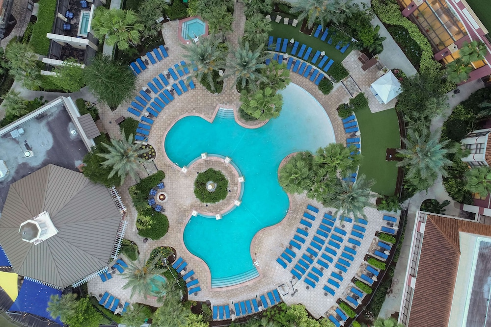 Pool, Wyndham Grand Orlando Resort Bonnet Creek