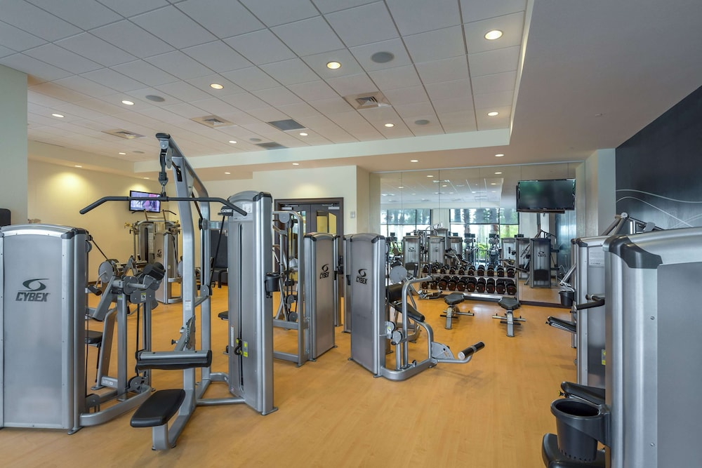 Fitness Facility, Wyndham Grand Orlando Resort Bonnet Creek