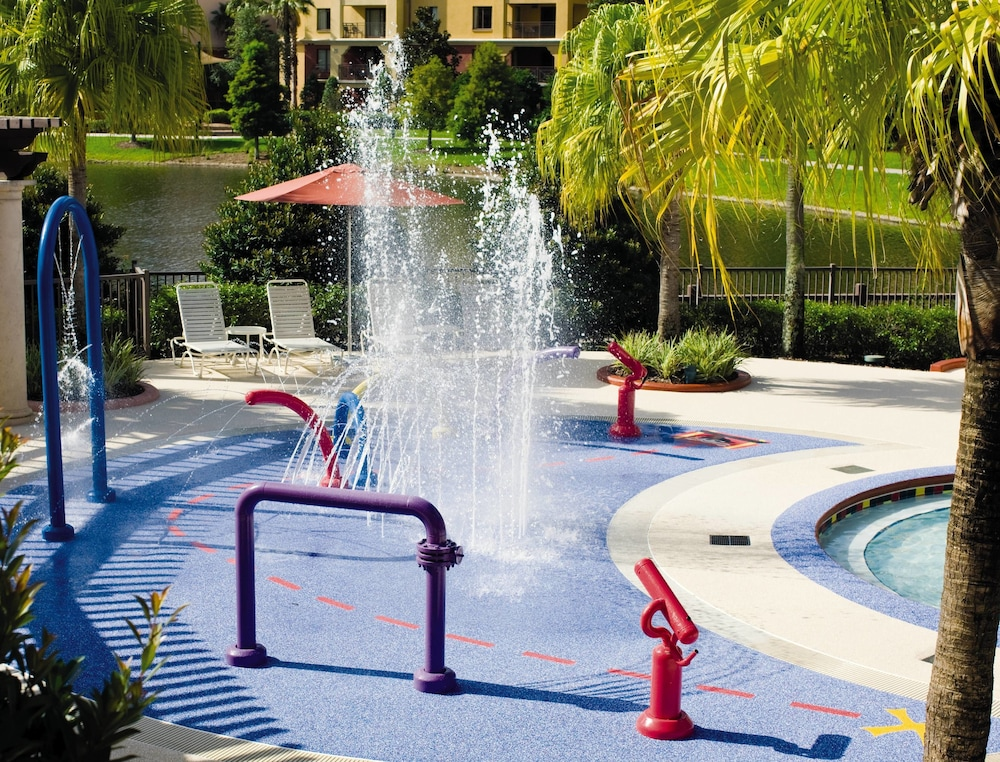 Children's Play Area - Outdoor, Wyndham Grand Orlando Resort Bonnet Creek