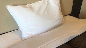 Down comforters, free WiFi