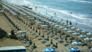 Nära stranden, cabanor (tilläggsavgift), solstolar och parasoller