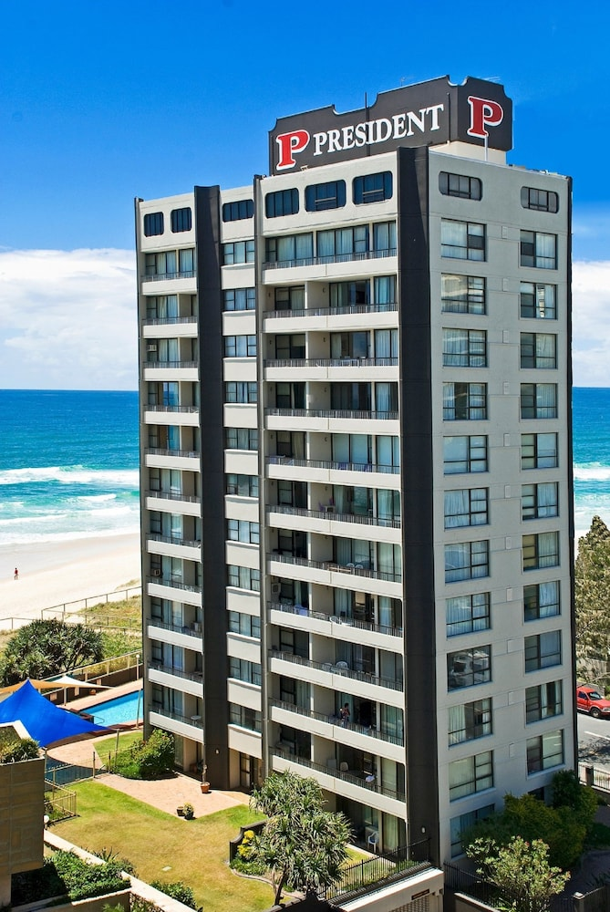 President holiday apartments surfers paradise aus best for 35 northcliffe terrace surfers paradise