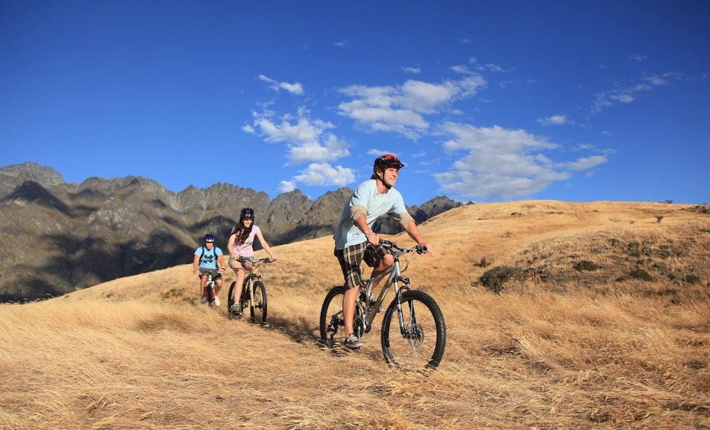 Bicycling, DoubleTree by Hilton Queenstown
