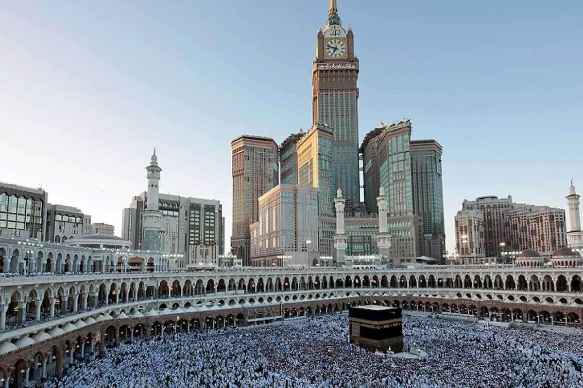 Hotel Pullman Zamzam Makkah In Mecca Saudi Arabia Expedia