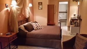 Coffres-forts dans les chambres, rideaux occultants
