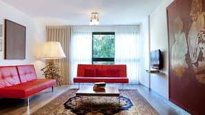 Biancheria da letto di alta qualità, cassaforte in camera