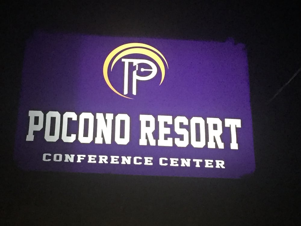 Front of Property - Evening/Night, Pocono Resort Conference Center - POCONO MOUNTAINS