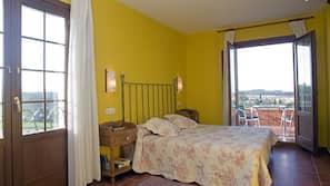 Escritorio, camas supletorias (de pago), wifi gratis