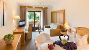 In-room safe, desk, free cots/infant beds, free rollaway beds