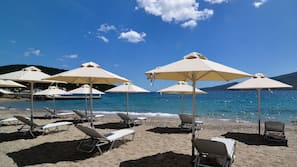 Private beach, snorkeling, water skiing, fishing
