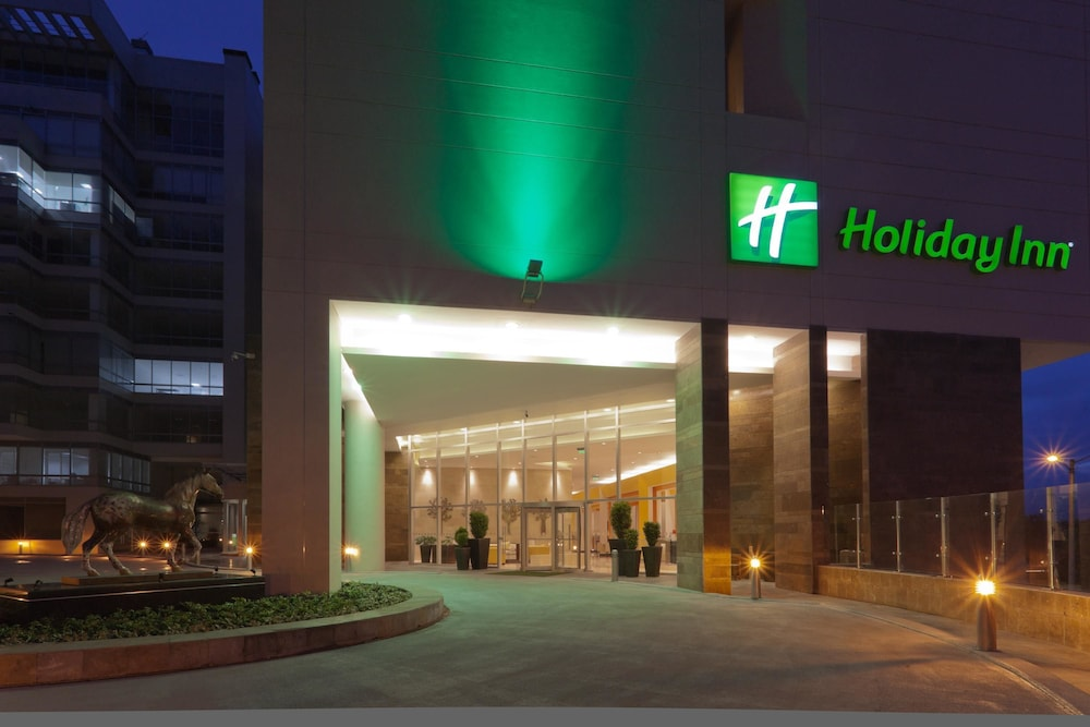 Front of Property - Evening/Night, Holiday Inn Bogota Airport