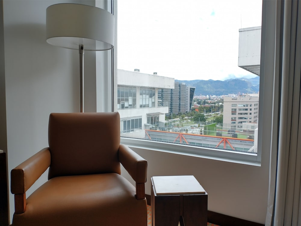 View from Property, Holiday Inn Bogota Airport