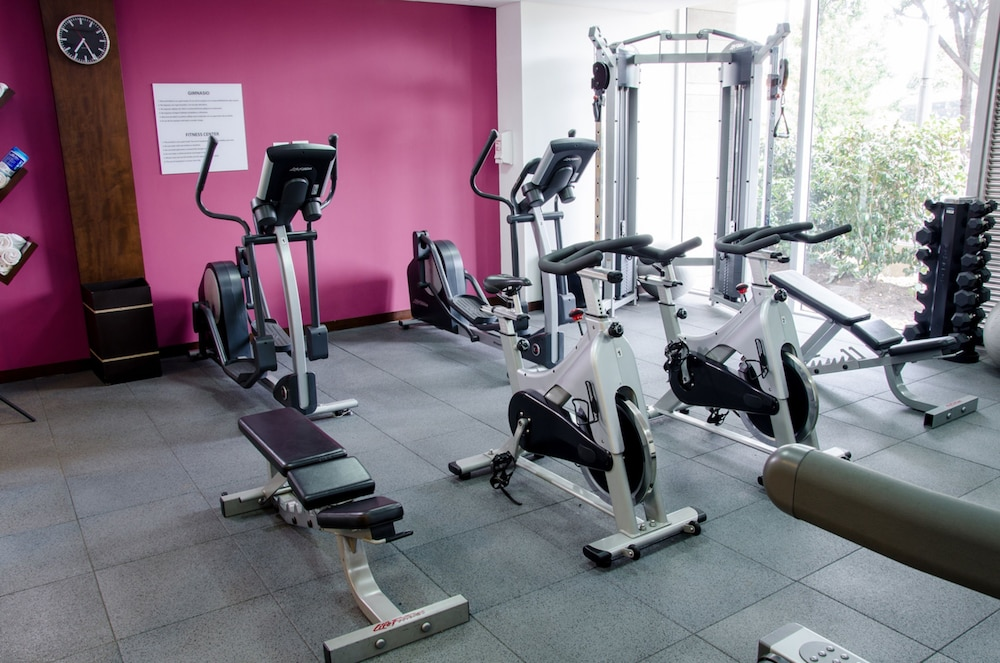 Fitness Facility, Holiday Inn Bogota Airport