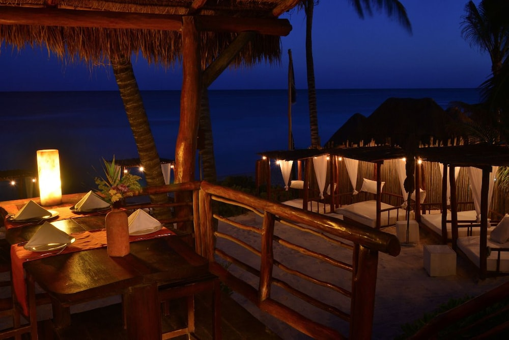 Hip hotel tulum in tulum hotel rates reviews in orbitz for Hippest hotels