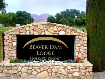 Exterior detail, Historic Beaver Dam Lodge / Golf / RV Resort