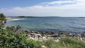 Beach nearby, beach bar