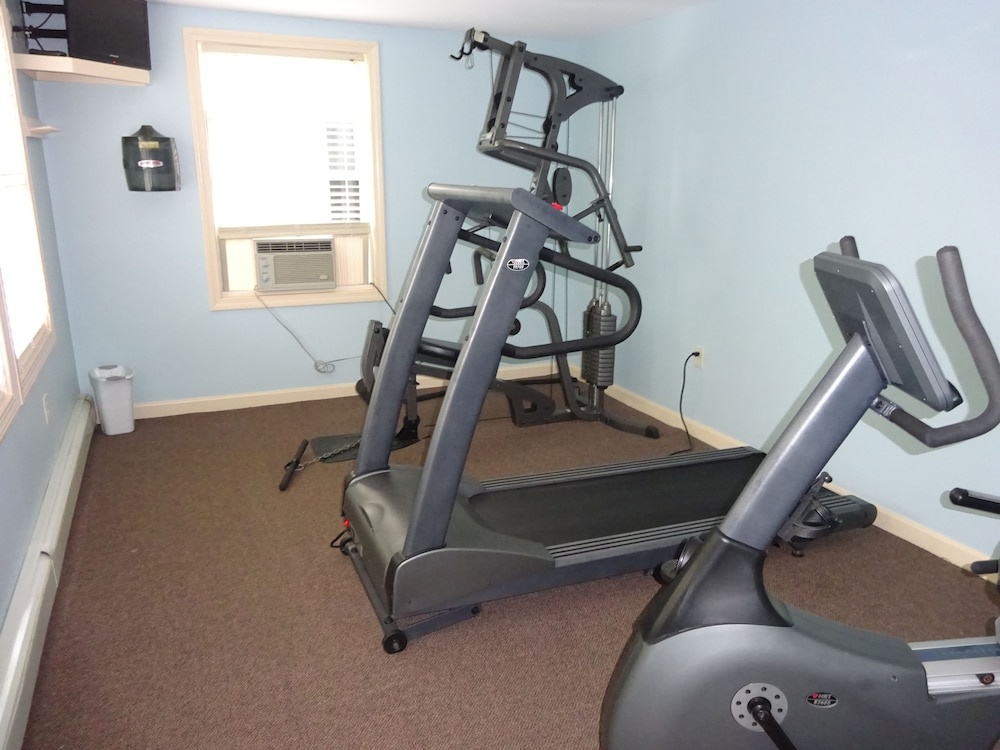 Fitness Facility, Sea Rose Suites