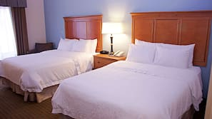 In-room safe, free rollaway beds, free WiFi, bed sheets