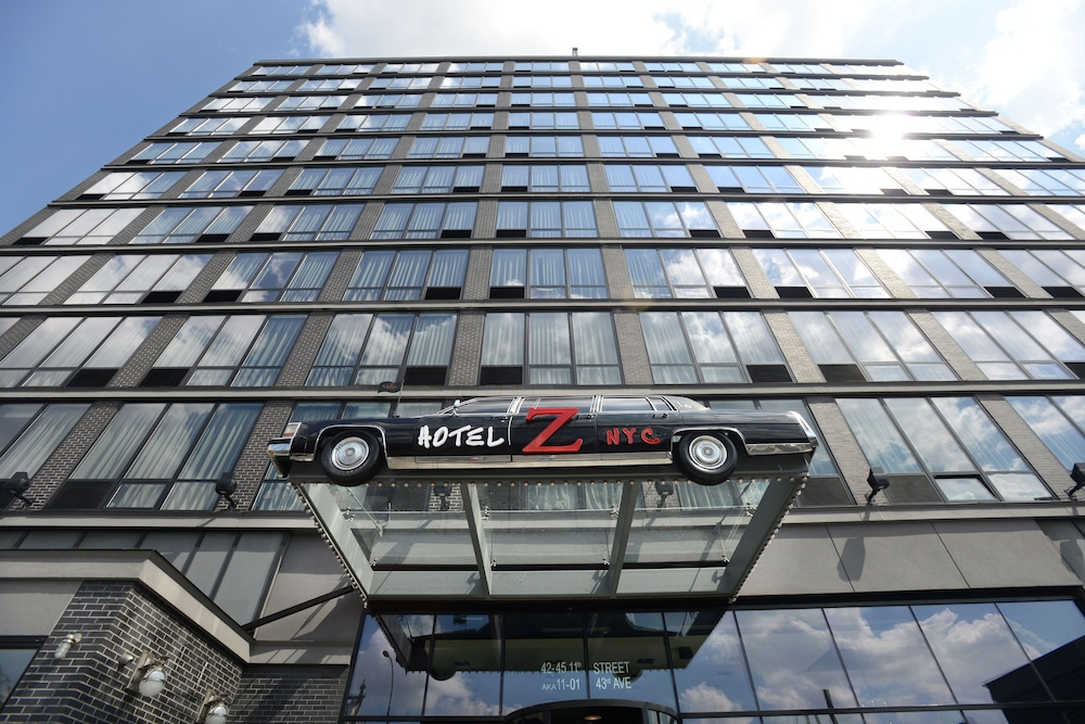 Front of Property, Z NYC Hotel