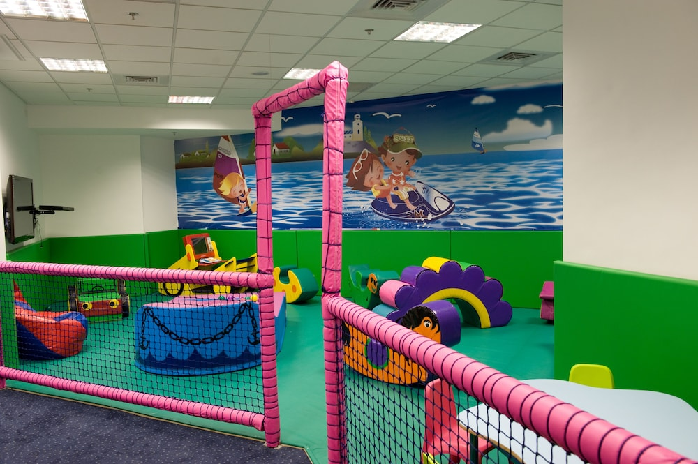 Children's Play Area - Indoor, Ramada Hotel & Suites by Wyndham Netanya